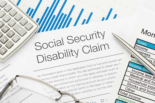 Legal Services - Social Security
